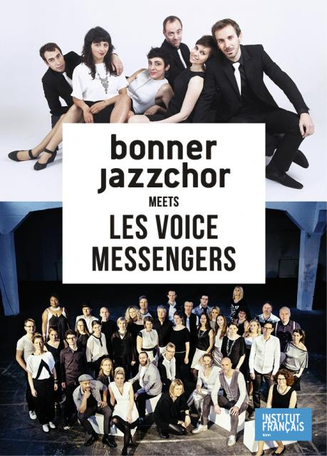 Bonner Jazzchor Meets Les Voice Messengers