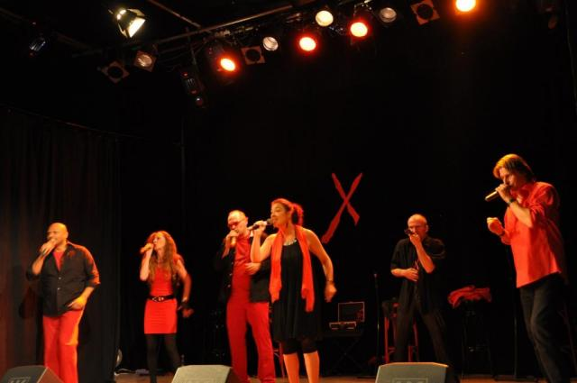 EXTRATON live on stage